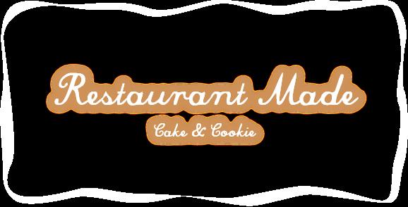 焼き菓子 Restaurant Made